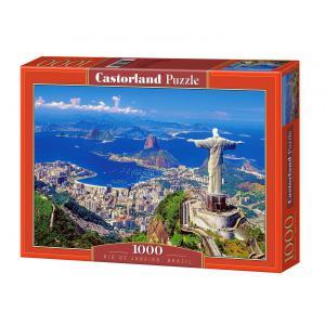Castorland - 102846 - Puzzle 1000 pièces - Rio de Janeiro, Brésil (207498)