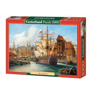 Castorland - 102914 - Puzzle 1000 pièces - Le Vieux Gdansk (207510)