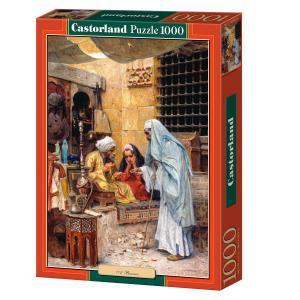 Castorland - 102952 - Puzzle 1000 pièces - A Bazaar (207518)
