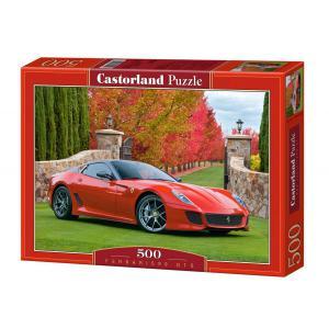 Castorland - 51557 - Puzzle 500 pièces - Ferrari 599-GTO (207546)