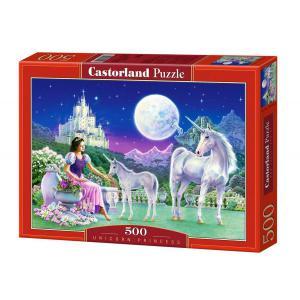 Castorland - 51632 - Puzzle 500 pièces - La Princesse Licorne (207562)