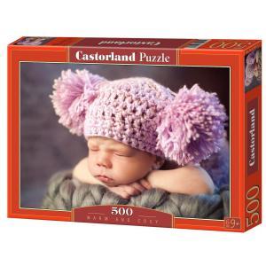 Castorland - 51915 - Puzzle 500 pièces - Chaud et Confort (207602)