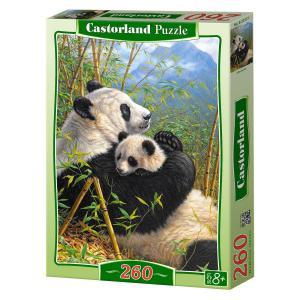 Castorland - 27217 - Puzzle 260 pièces - Une Nouvelle Dynastie (limited distribution) (207658)