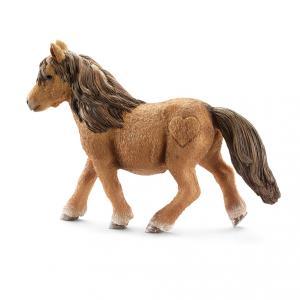 Schleich - 13750 - Figurine Jument Poney Shetland (212440)