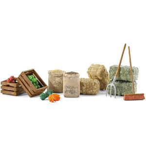 Schleich - 42105 - Kit de nourriture (212470)