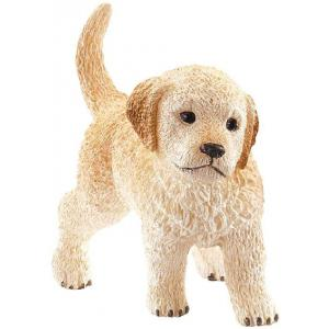 Schleich - 16396 - Figurine Chiot Golden Retriever (212486)