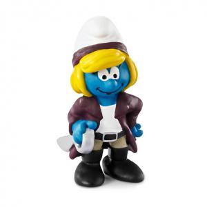 Schtroumpfs - 20761 - Figurine Schtroumpfette pirate (212554)