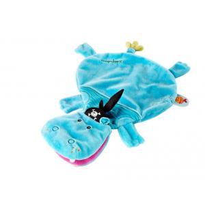 Lilliputiens - 86394 - Doudou marionnette Arnold l'hippopotame (212612)