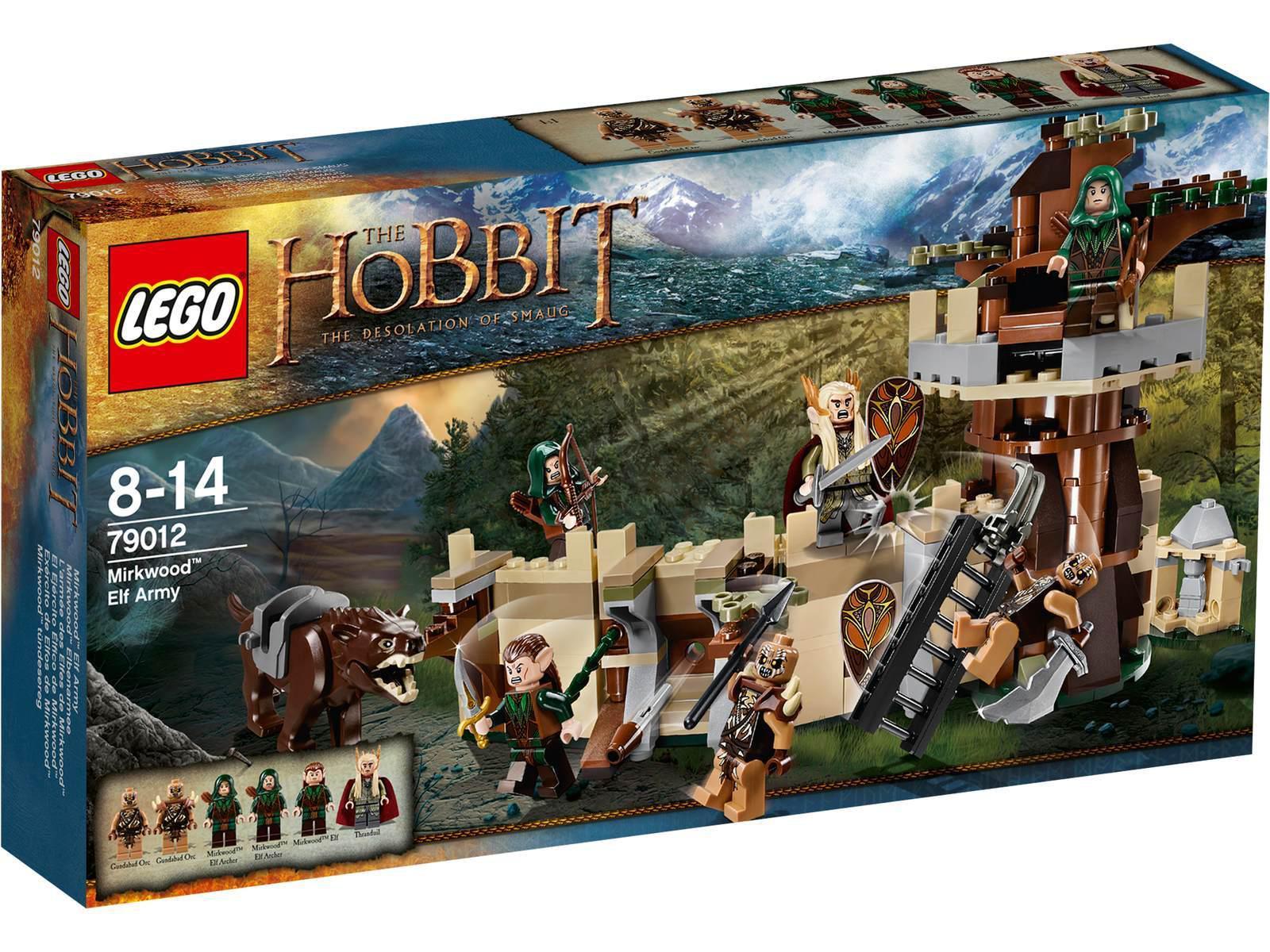 """Lego L armée des Elfes de Mirkwoodâ""""¢"""