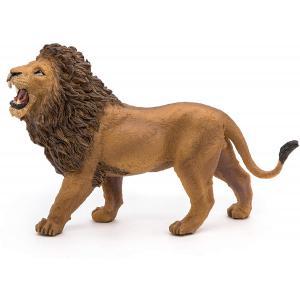 Papo - 50157 - Lion rugissant - Dim. 15 cm x 4 cm x 8,5 cm (216244)