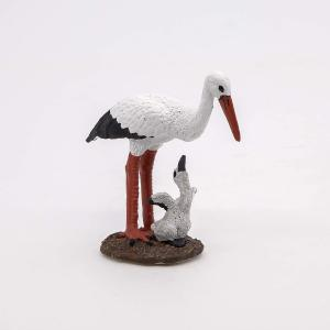 Papo - 50159 - Figurine Cigogne et son bébé (216248)