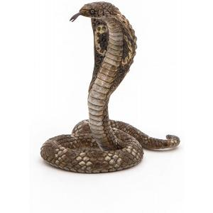 Papo - 50164 - Cobra royal - Dim. 5 cm x 5,5 cm x 6,6 cm (216258)