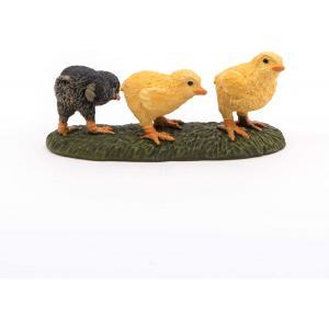 Papo - 51163 - Figurine Poussins (216296)