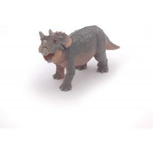 Papo - 55036 - Jeune tricératops - Dim. 3,4 cm x 9,7 cm x 6,3 cm (216306)