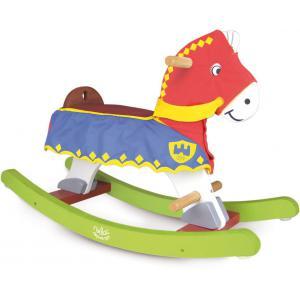 Vilac - 1108 - Perceval, cheval à bascule avec sa robe (216376)