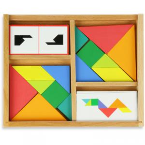 Vilac - 6061 - Tangram Battle (216474)