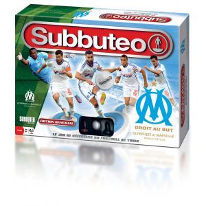 Megableu editions - 678311 - Subbuteo le jeu club OM (216616)