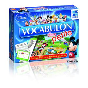 Megableu editions - 678 092 - Vocabulon des petits Disney (216628)