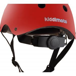 kiddimoto - KMH006S - Casque à motifs - Lunette Rouge - Small (217128)