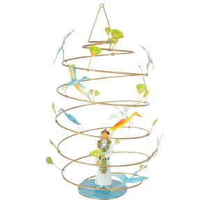 L'oiseau bateau - SPI0007 - Mobile Les Spirales Prince Egyptien (218302)