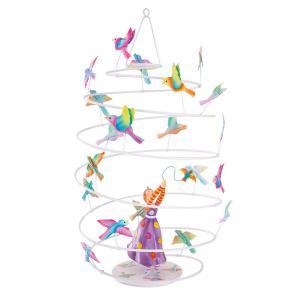 L'oiseau bateau - SPI0006 - Mobile Les Spirales Fille aux oiseaux (218304)