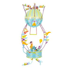 L'oiseau bateau - SCH0011 - Mobile Les Schlumpeters Le tambour (218308)