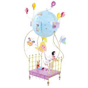 L'oiseau bateau - SCH0010 - Les Schlumpeters : La petite fille au lit volant (218310)