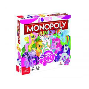 Winning moves - 0947 - MONOPOLY JUNIOR MY LITTLE PONY (218448)