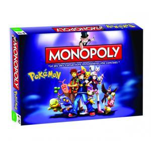 Winning moves - 0945 - MONOPOLY POKEMON (218454)