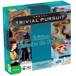 Winning moves - 0345 - Trivial pursuit  histoire de france - 1800 questions (218464)