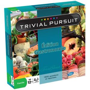 Winning moves - 0346 - Trivial pursuit gastronomie - 1800 questions (218466)