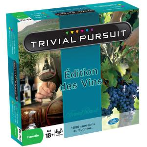 Winning moves - 0347 - Trivial pursuit editions des vins - 1800 questions (218468)