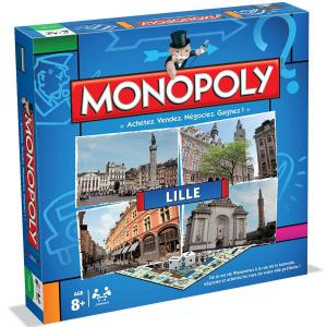 Winning moves - 0066 - MONOPOLY LILLE (218472)