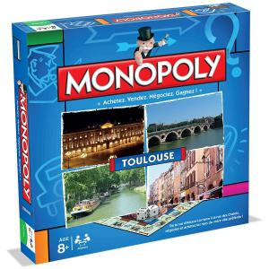 Winning moves - 0067 - MONOPOLY TOULOUSE (218474)
