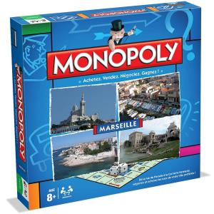 Winning moves - 0068 - MONOPOLY MARSEILLE (218476)