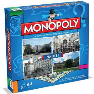 Winning moves - 0073 - MONOPOLY NANTES (218482)