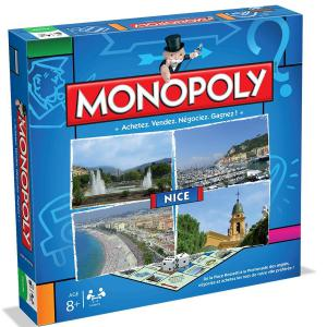 Winning moves - 0076 - MONOPOLY NICE (218486)