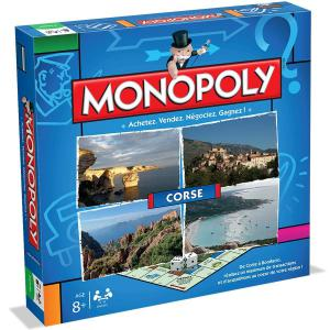 Winning moves - 0152 - MONOPOLY CORSE (218488)