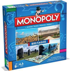 Winning moves - 0155 - MONOPOLY BRETAGNE (218492)