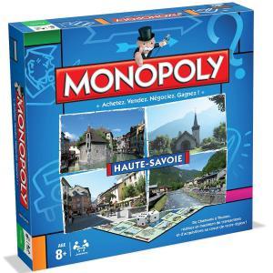 Winning moves - 0156 - MONOPOLY HAUTE- SAVOIE (218494)
