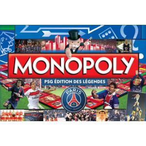 Winning moves - 0180 - Monopoly football psg (218496)
