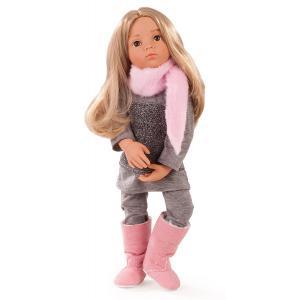 Gotz - 1466023 - Poupée articulée 50 cm - Happy Kidz Emily, cheveux blonds, yeux bruns (218736)