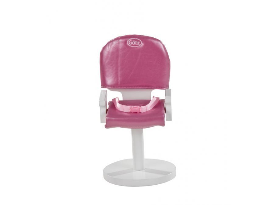 Gotz chaise de coiffeur for Chaise pour coiffeuse