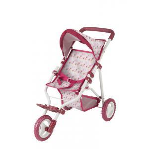 Gotz - 3402380 - Poussette a 3 roues, petite, 'Happy Flowers',jusq. 48 cm  (218846)
