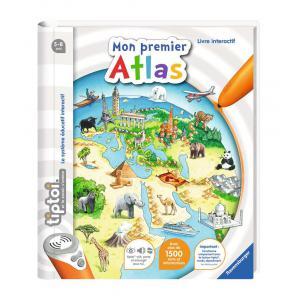 Ravensburger - 00628 - Livres tiptoi® Mon premier Atlas (219764)