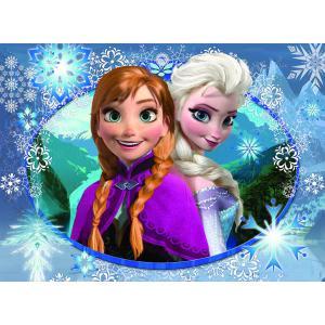 Nathan puzzles - 86858 - Puzzle 150 pièces - Anna et Elsa / La Reine des Neiges (219926)