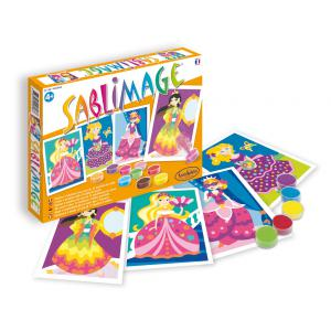 Sentosphère - 898 - Sablimage princesses (221054)