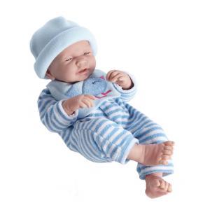 Berenguer / JC Toys - 18106 - Poupon Newborn nouveau né sexué garçon 43 cm (221132)