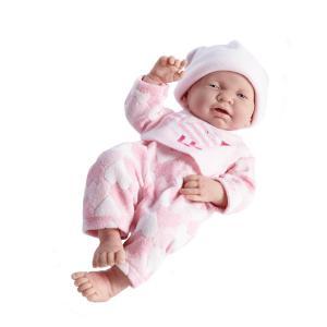 Berenguer - 18107 - Poupon Newborn nouveau né sexué fille 43 cm (221134)