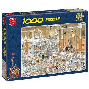 Diset - 13049 - Puzzle 1000 pièces - JVH-La Cuisine (221230)